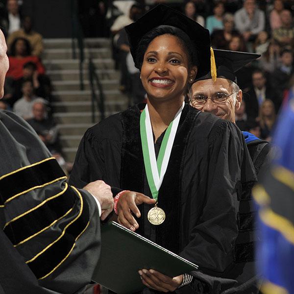 Nationally Ranked Graduate Programs