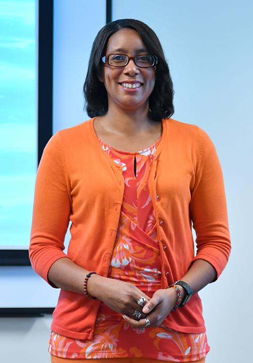 Jennifer Webb, Associate Professor of Psychology