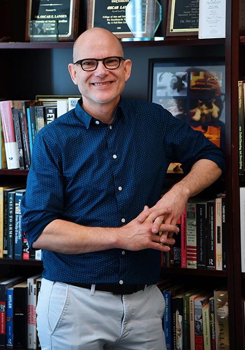 Oscar Lansen, Teaching Professor of History