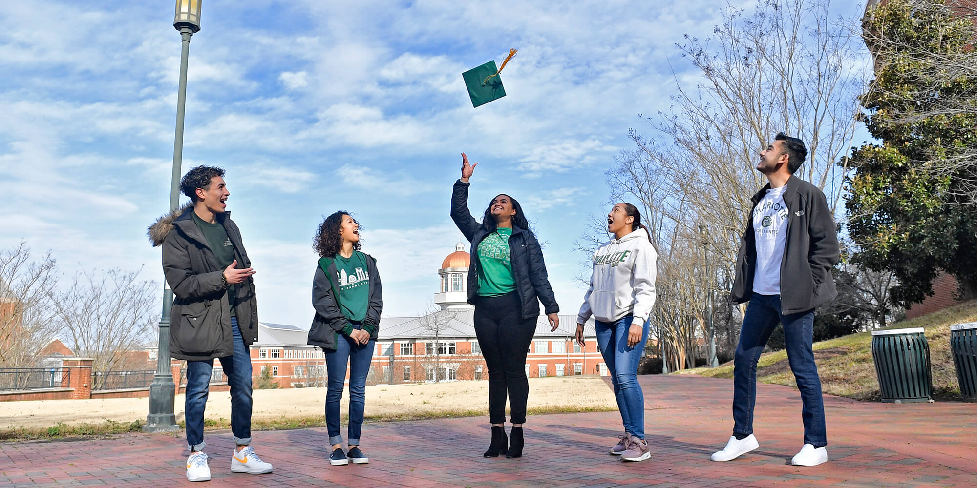 UNC Charlotte leads the state in awarding degrees to Latinx students