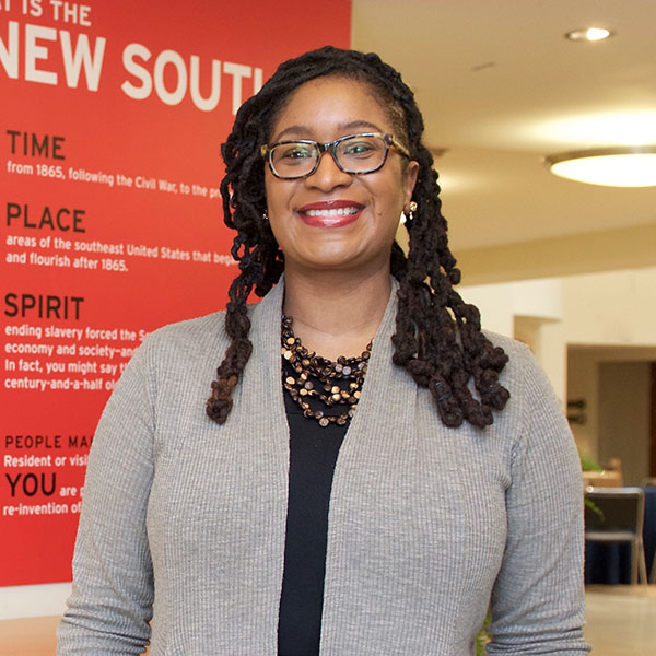 Brenda Tindal, History and Africana Studies, Double Major