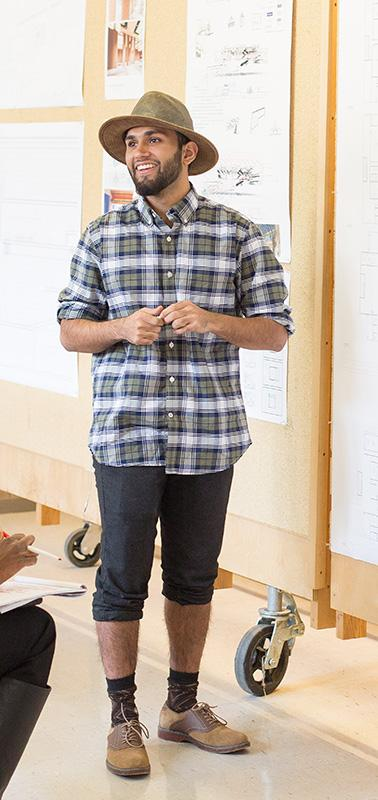 COAA student